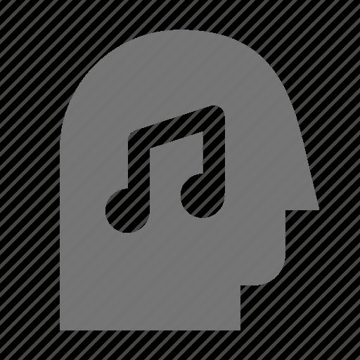 audio, music, user icon