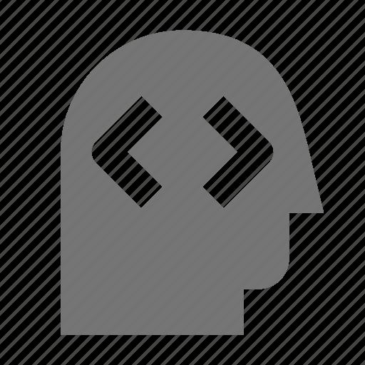 programming, user icon