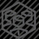 group, hexagon, account, avatar, profile, team, user