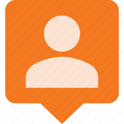 location, people, pin, sign, user icon