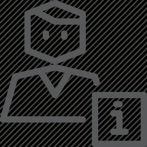 account, action, avatar, info, person, profile, user icon