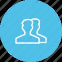 account, avatar, human, interface, navigation, sign, user