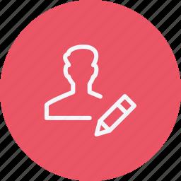 account, avatar, human, interface, navigation, sign, user icon