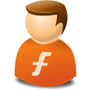 furl, user icon