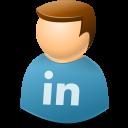 linkedin, user