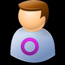 orkut, user icon