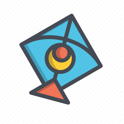 Festival, fly, kite, patang, sky, uttrayana icon - Download on Iconfinder