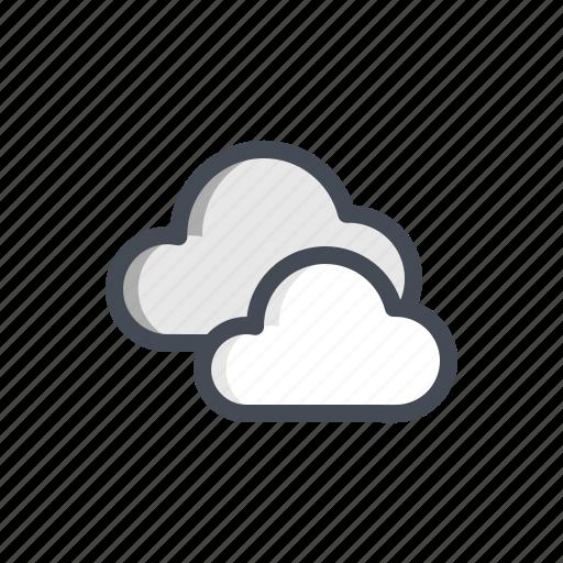 cloud, clouds, rainy, sky, uttarayan, weather, wind icon