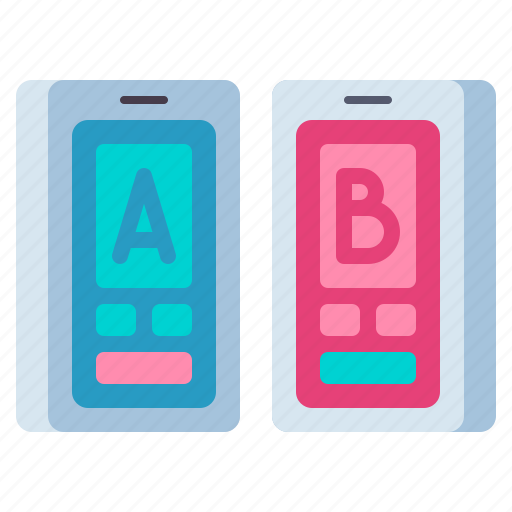 A, b, experiment, testing, ux and ui icon - Download on Iconfinder