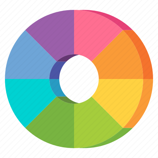 Color, design, paint, ux and ui, wheel icon - Download on Iconfinder