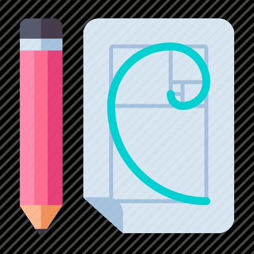 Design, golden, ration, ux and ui icon - Download on Iconfinder
