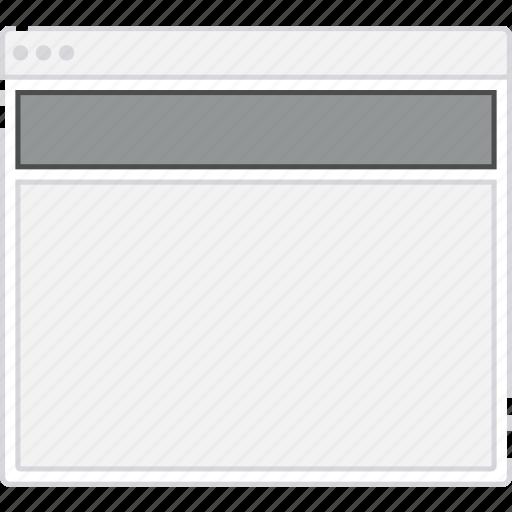 browser, card, col, column, flowchart, layout, menu, sitemap icon