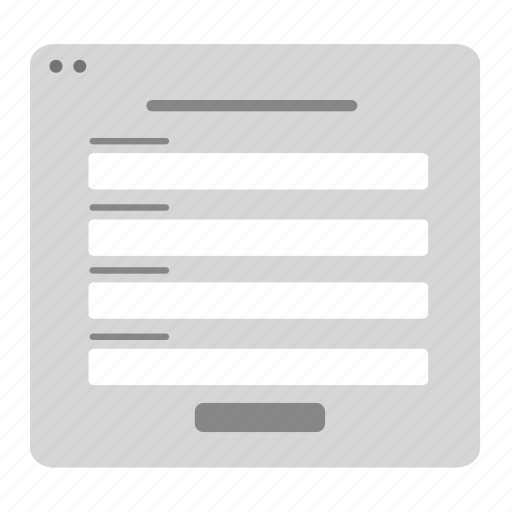 Comment, contact form, form, interface, layout, post, send icon - Download on Iconfinder