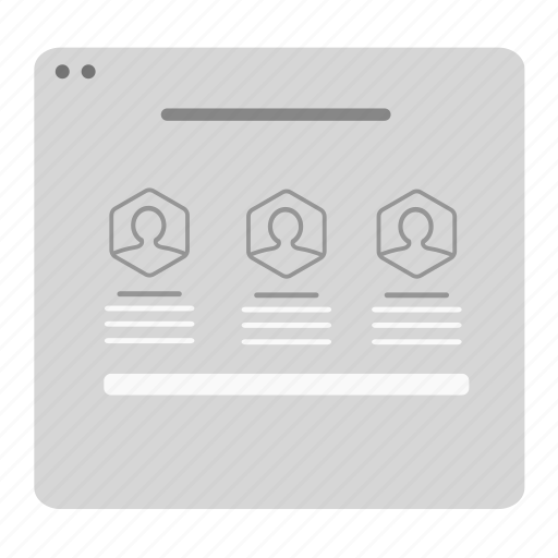 article, employee, layout, member, profile, team, user icon