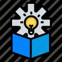 box, design, idea, process, product, thinking icon