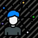 profile, skill, strength, user icon