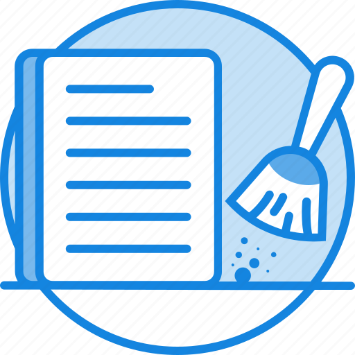 anti virus cleaning, anti virus scan, cleaning data, data, data cleaning, data cleanup, data removal, data scan icon, document, scan icon