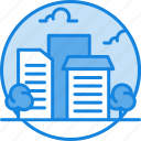building, business, industry, market, market concept, market icon, shop icon icon