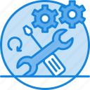 gear, optimization, repair, support, technical assistance, technical help, technical support, technical support icon icon