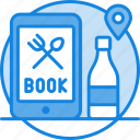 booking online, concept, food, hotel application, online hotel booking icon, planning a journey, summer adventures, summer trip, traveling onlin icon