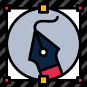 create, creative, design, logo icon