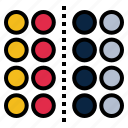 design, principle, proximity, ui icon