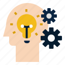 creative, design, thinking, ui icon