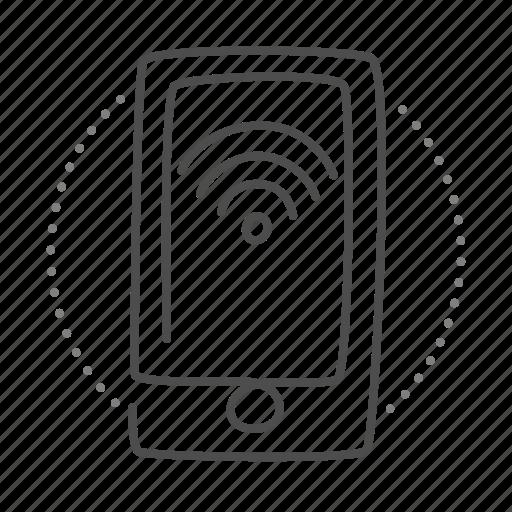 hotspot, internet, network, router, wifi icon