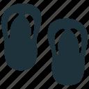 flip flop, footwear, sandals, slippers