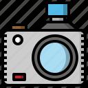 art, camera, design, electronics, photo, photograph icon
