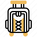 baggage, journey, luggage, suitcase, trip icon