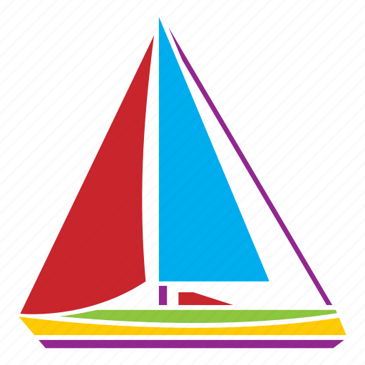 boat, sail, ship, travel, vacation, voyage, yacht icon