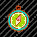 compas, location, map, navigation, safari, tool, travel icon
