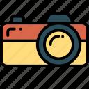 camera, photo, photography, record icon