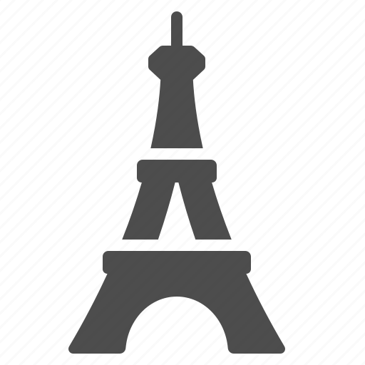 eiffel tower, france, landmark, paris, tower icon