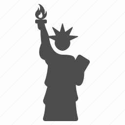 america, landmark, statue of liberty, tourism, travel, united states of america, usa icon