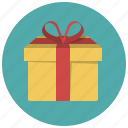 birthday, box, gift, giftbox, package, present, valentine icon