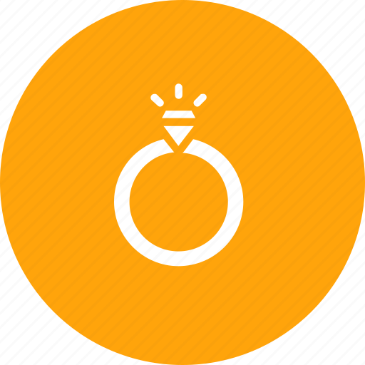 Diamond, engagement, love, propose, ring, valentine icon - Download on Iconfinder