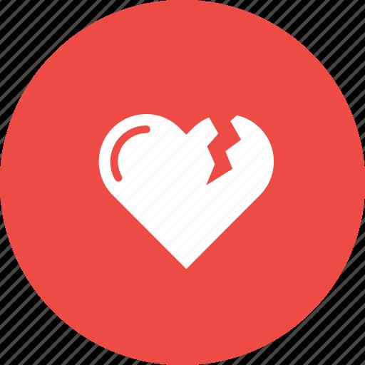 Bakeup, break, heart, love, moveon, relation, valentine icon - Download on Iconfinder
