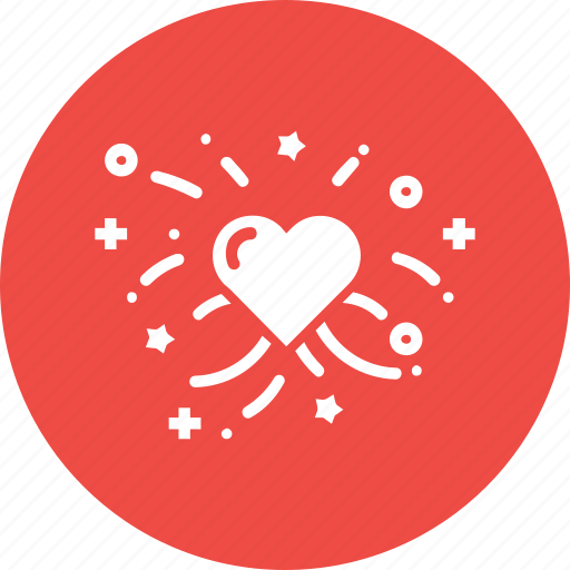 Celebration, day, decoration, heart, love, valentine icon - Download on Iconfinder