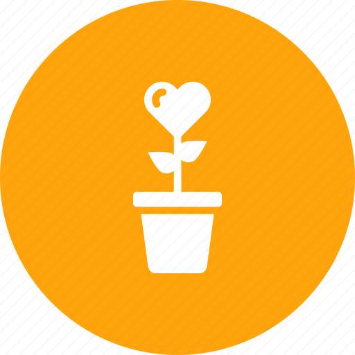 Care, feel, grow, love, nature, plant icon - Download on Iconfinder