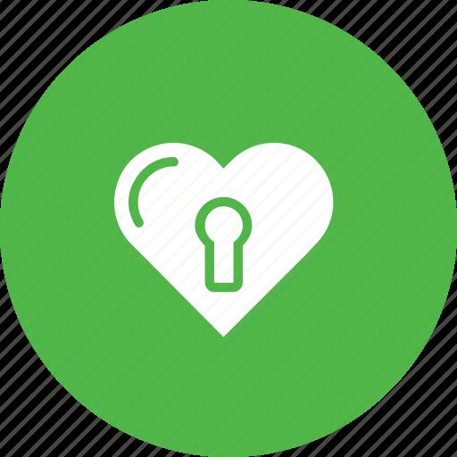 Hard, heart, lock, love, tough, valentine icon - Download on Iconfinder