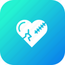 bakeup, heal, heart, love, relation, sorry, valentine icon