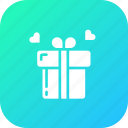 aww, day, gift, love, present, propose, valentine icon