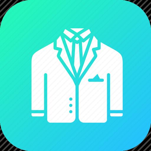 Blazer, dress, gentleman, suit, valentine icon - Download on Iconfinder