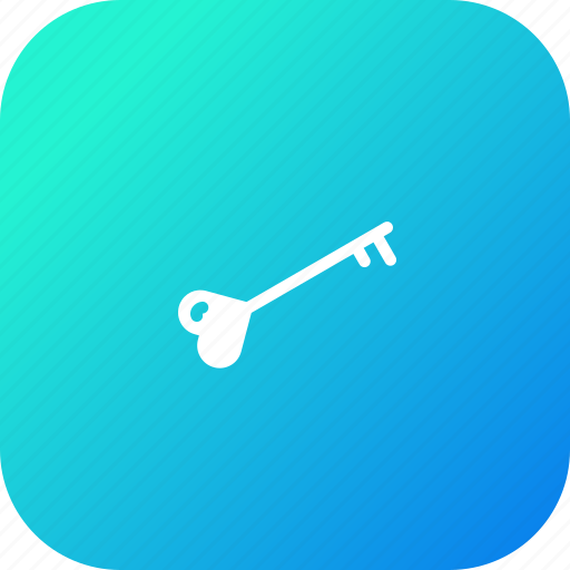 Feel, key, lock, love, safe, true, valentine icon - Download on Iconfinder