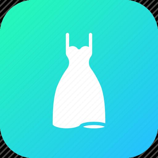 Cloth, date, dress, gown, love, valentine, wedding icon - Download on Iconfinder