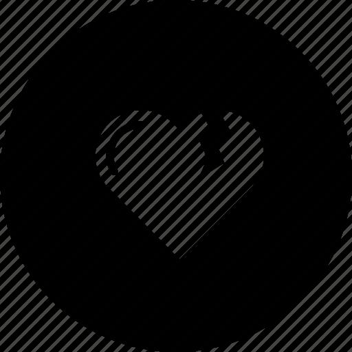 Break, heart, love, moveon, reject, relation, valentine icon - Download on Iconfinder