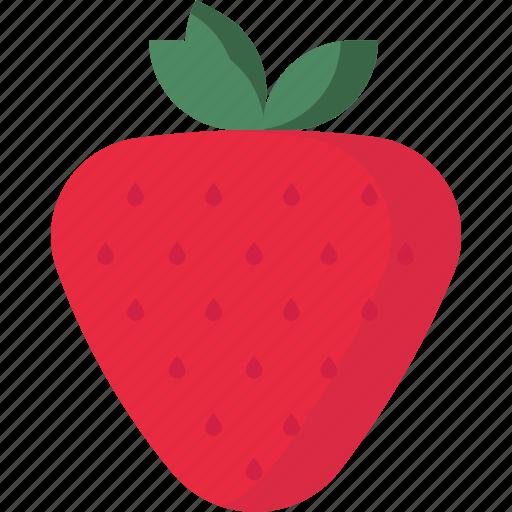 Love, lovefruit, strawberry, valentine icon - Download on Iconfinder