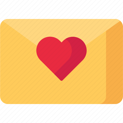 Email, emaillove, mail, message, valentine icon - Download on Iconfinder